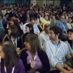 Il pubblico della plenaria