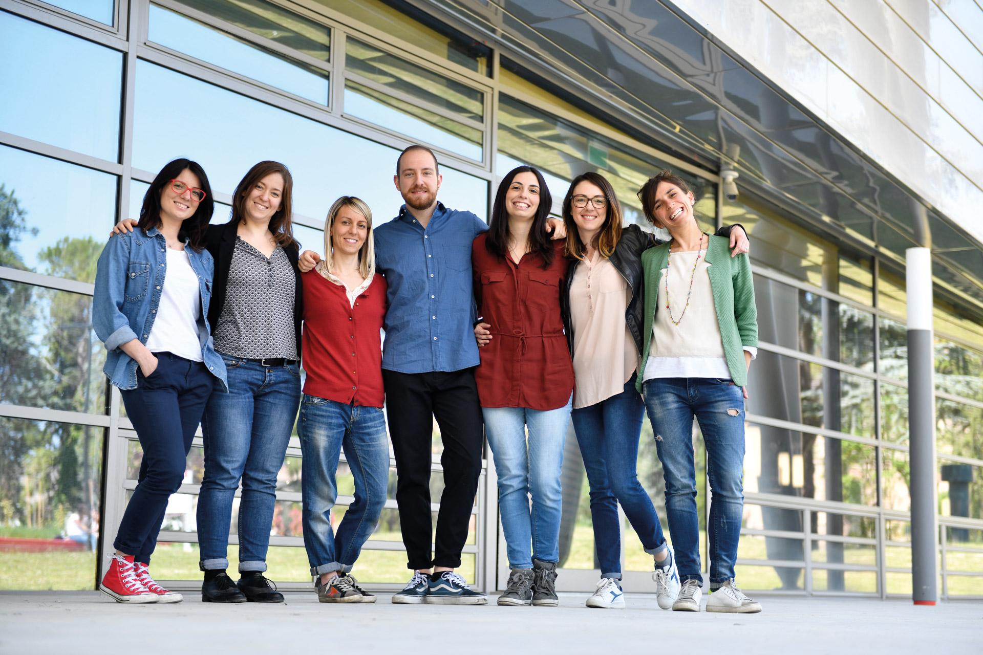 Al Master Fundrasing Campus Forlì c'è uno staff che lavora per te...