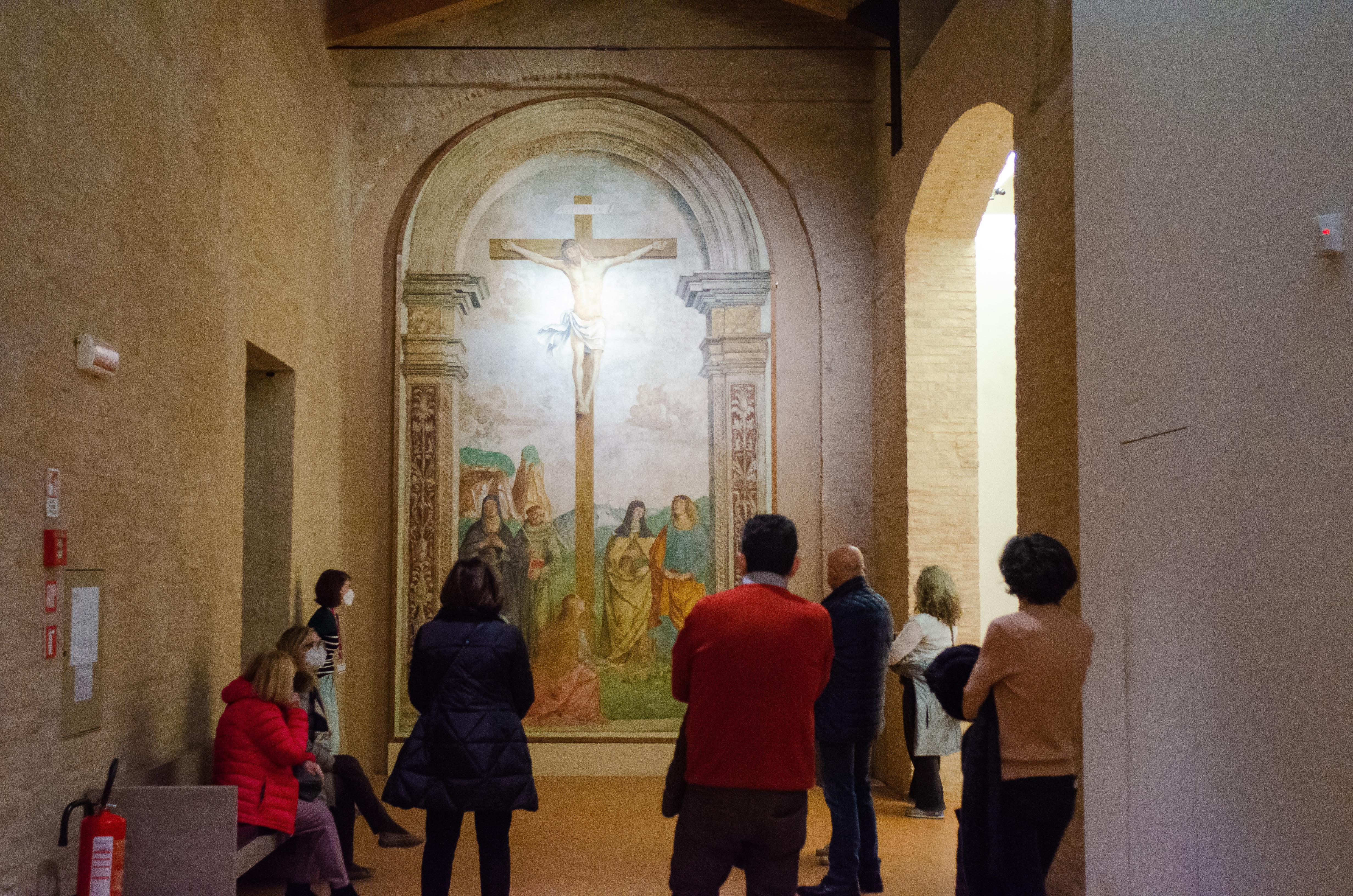 Visite guidate gratuite musei chiusi rimandate Forlì