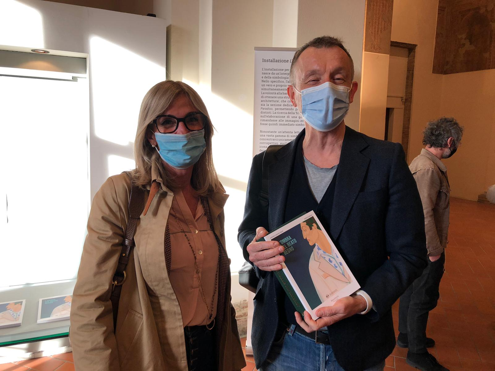 Forlì le mostre d'arte cittadine Valerio Melandri Paola Casara
