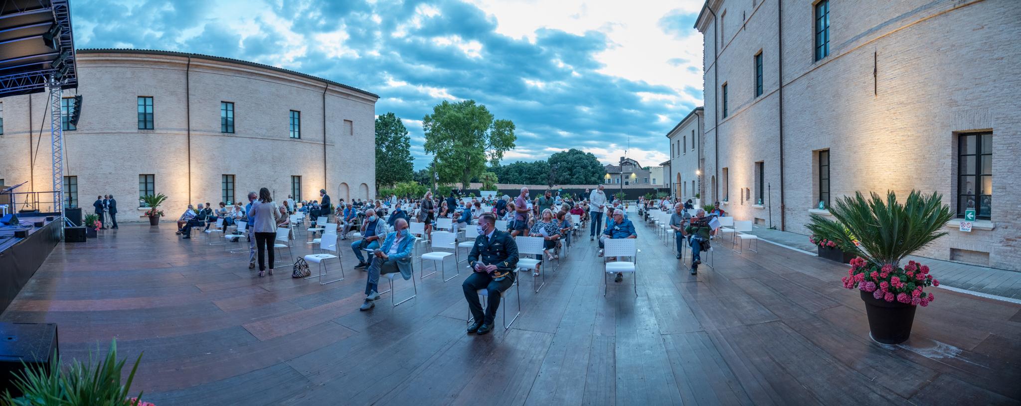 Arena San Domenico Forlì 2021 il programma aggiornato