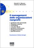 Il management delle organizzazioni non profit